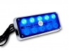 Flash 10 LED  PLAVI  19,5 cm