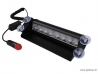 8 LED Flash Bar za unutar vozila 12V