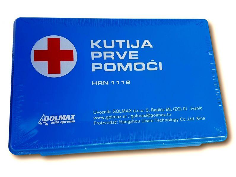 Golmax Prva pomoć HRN 1112  *NOVO*