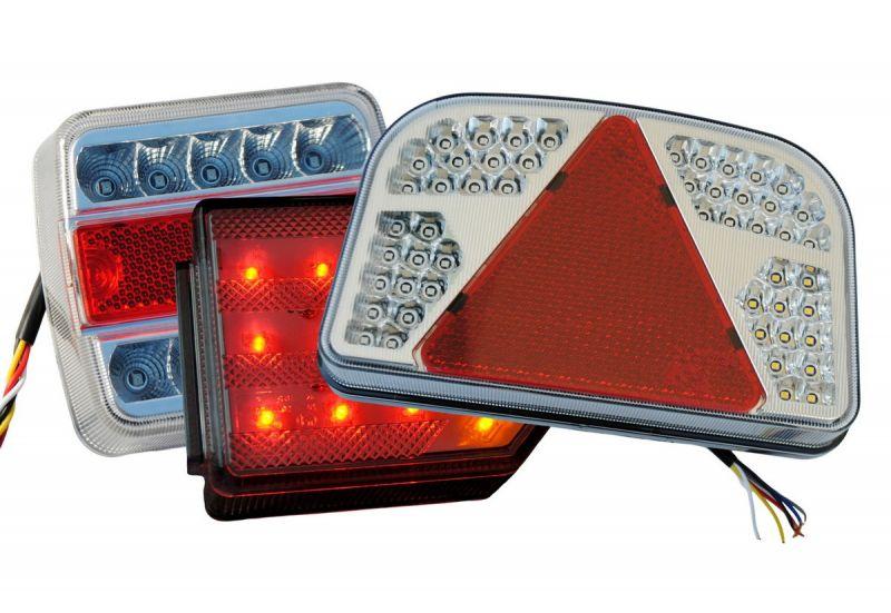LED lampe za auto prikolice *novo*