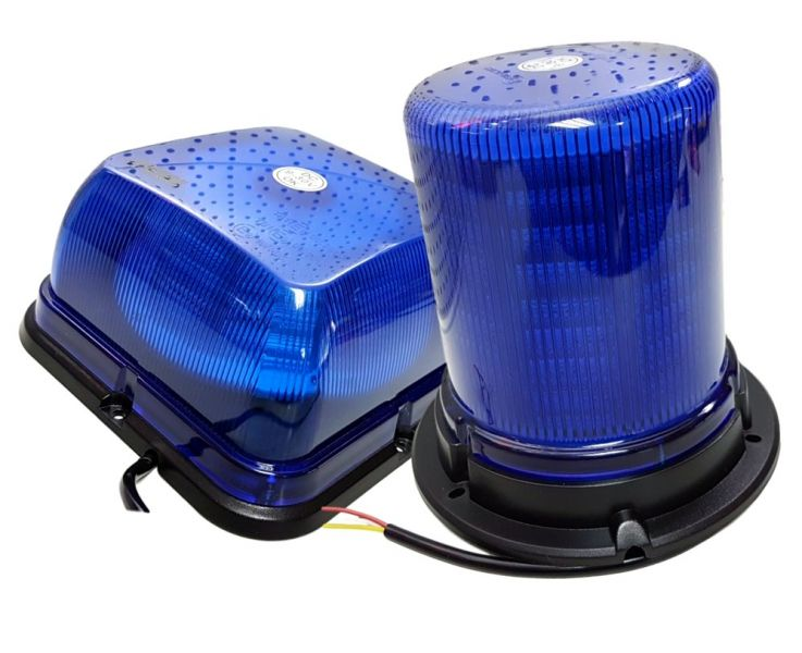 Plave LED STRONG rotirke *novo*