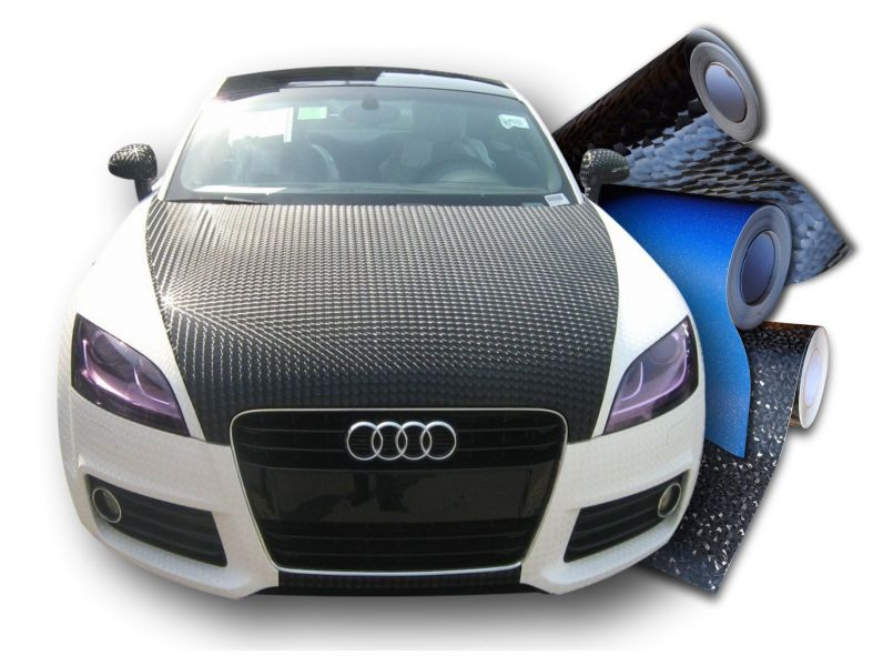 Car Wrapping auto folije