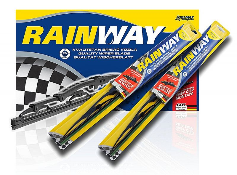 RAINWAY standard brisači