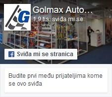 Golmax Facebook stranica