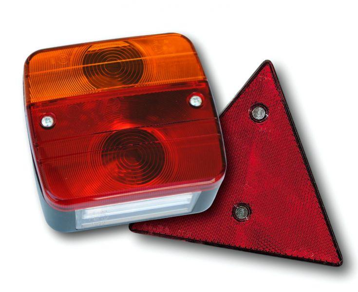 Svjetlosna oprema za prikolice