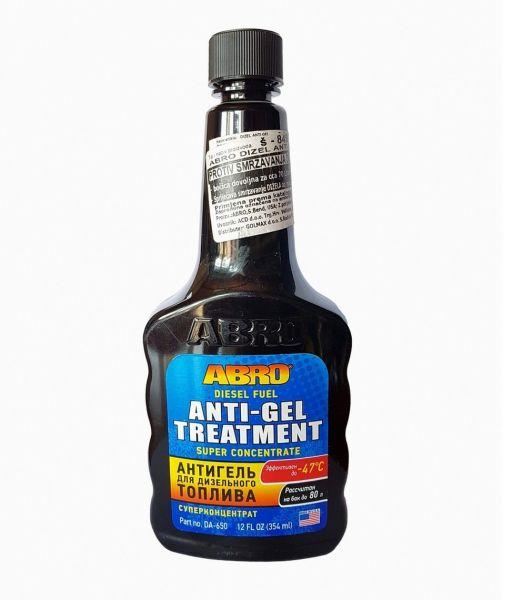 ABRO Diesel anti gel 354 ml (protiv smrzavanja dizela)
