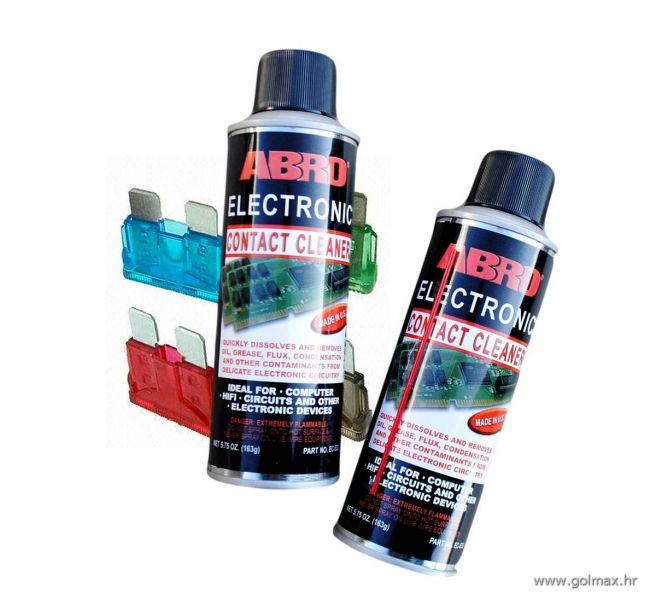 Abro Elektronik kontakt sprej
