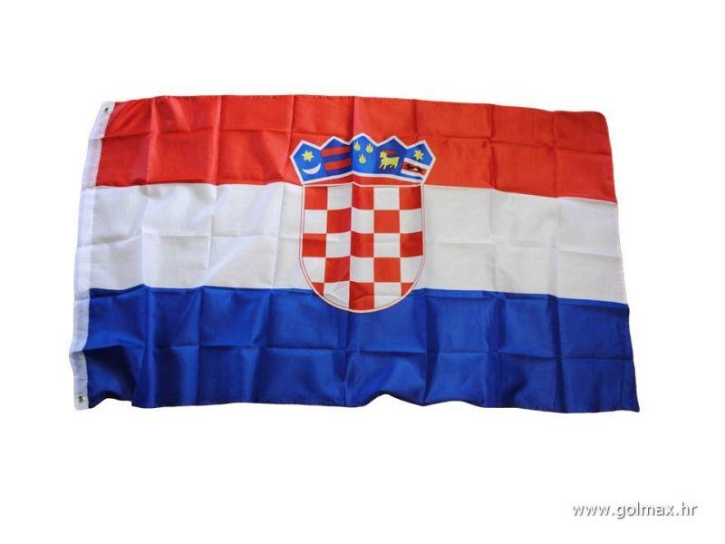 Hrvatska zastava 90 x 150 cm