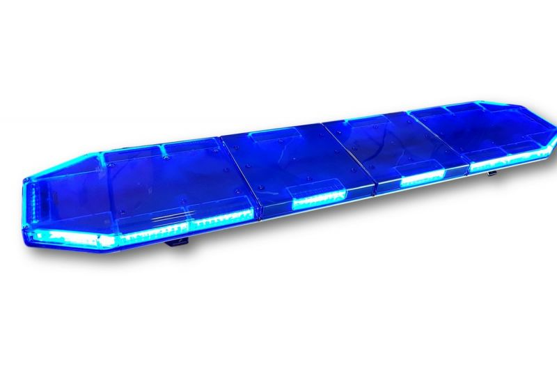LED BAR 149 cm PLAVI  4,40 cm deblji