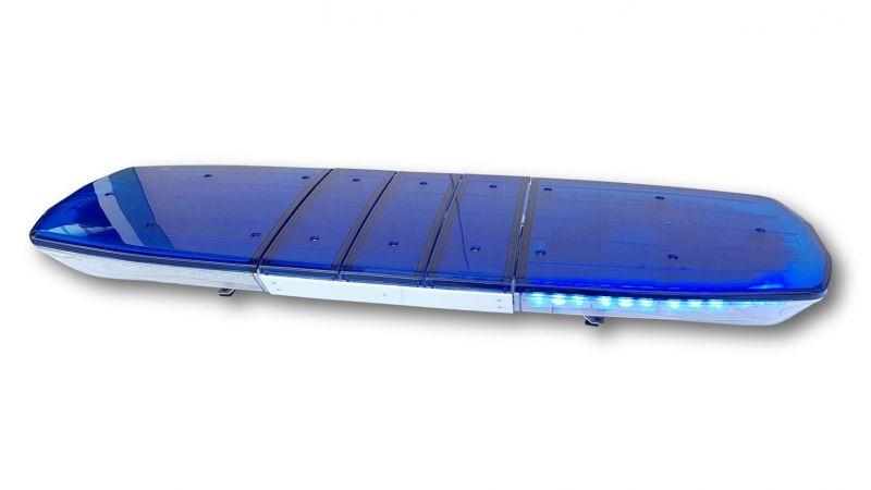 PLAVI LED BAR SPARK 120cm, 42 LED x 3W  *novo*