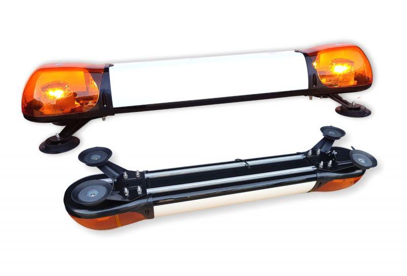 LED krovna konzola 110cm 12-24V, sa utikačem auto upaljača