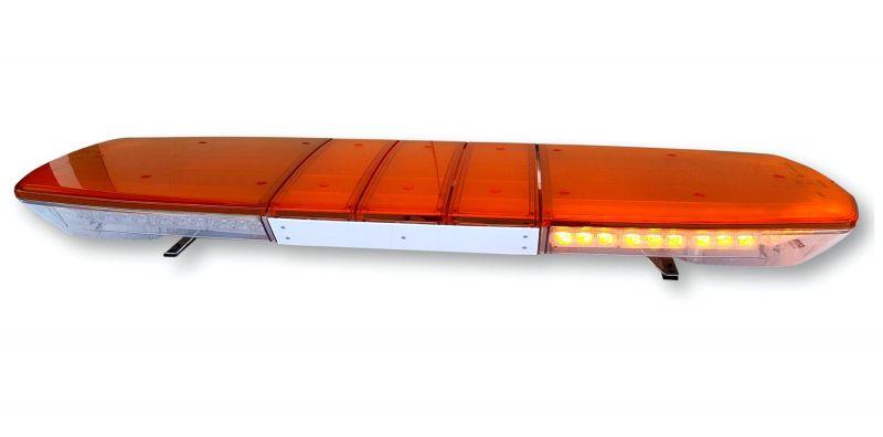 ŽUTI LED BAR SPARK  120cm, 42LED x 3W