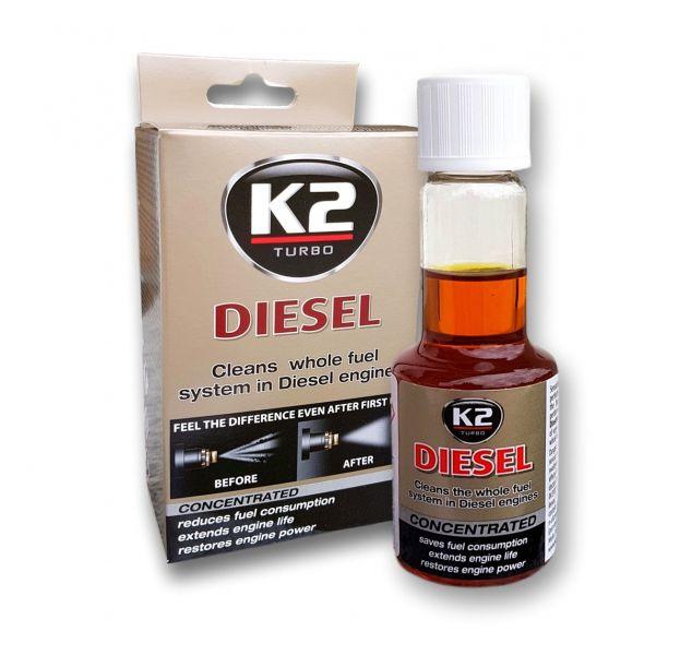 Diesel aditiv 50ml  K2  *novo*