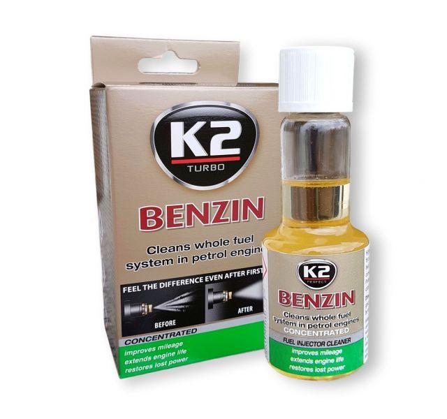Benzin aditiv 50ml, K2  *novo*