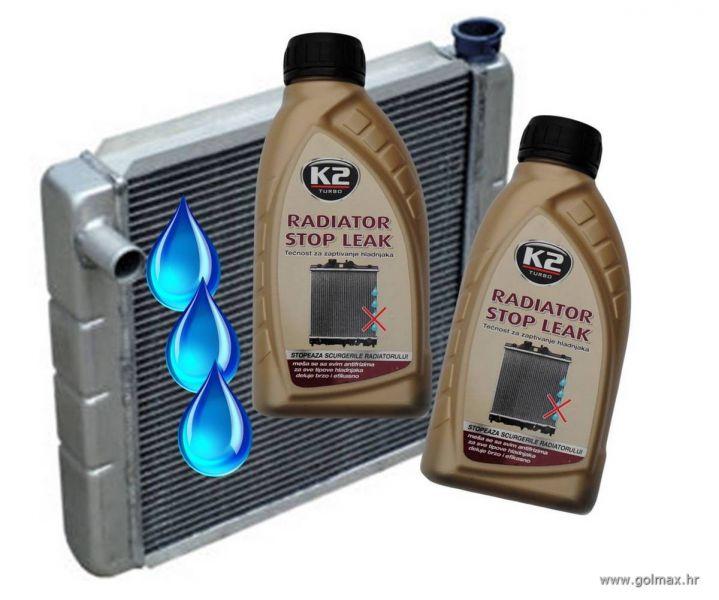 Tekućina za brtvljenje hladnjaka 366 ml