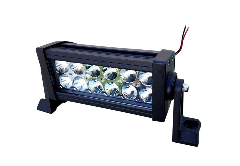 LED lampa bijela 12LED 12-24V,  26cm