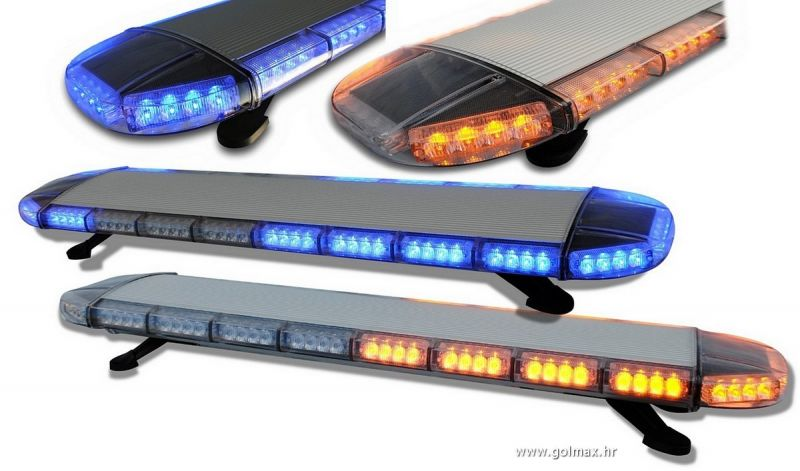 LED bar profi 120 cm *Nova generacija*, 88 Watt