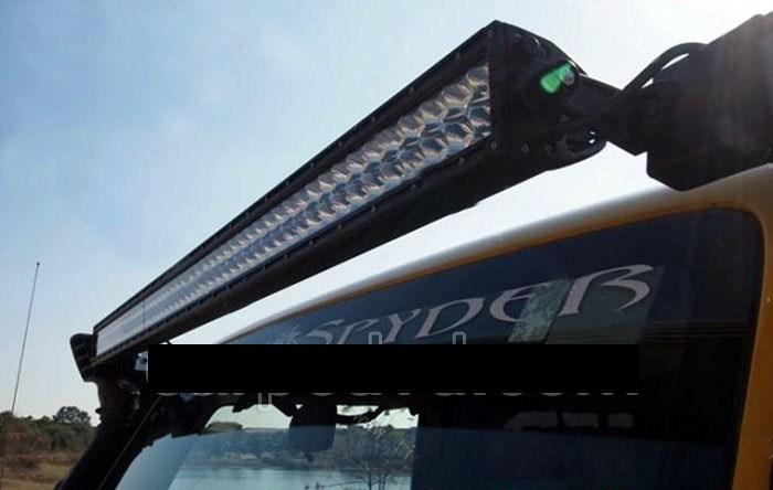 LED jaka lampa 180W, 82 cm za đipove, bagere ...