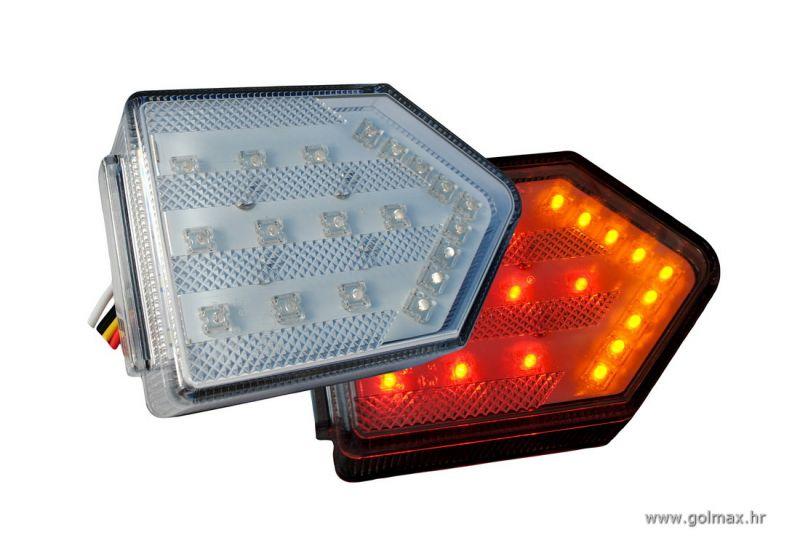 LED lampa model-Z  12V *novo*
