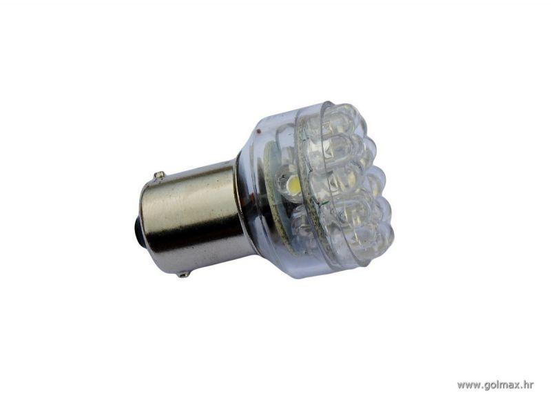 24 LED-a  (10W) ba 15s  bijela pozicija