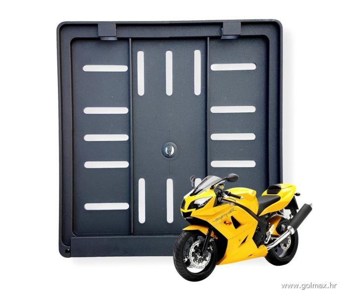 NOVI okvir tablice za motocikle