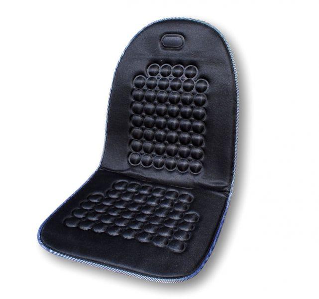 Masažna sjedalica Crna