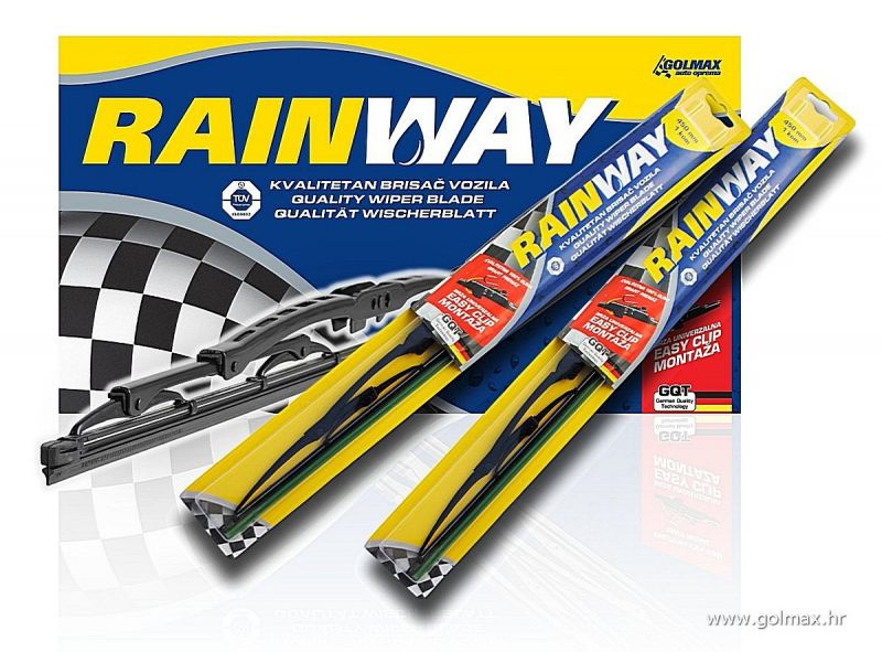 RAINWAY brisači standard