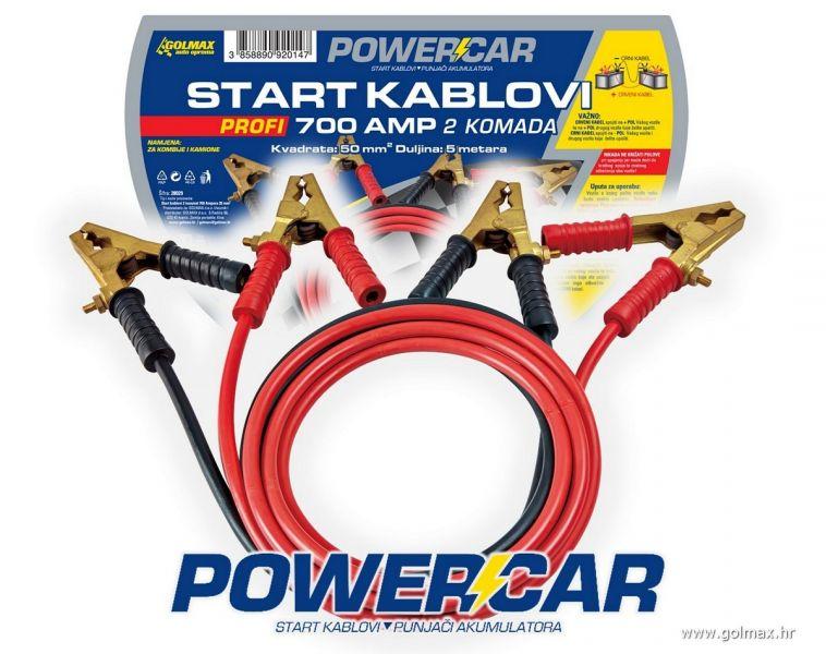 Start kablovi 50mm2  700 AMP  za kamion