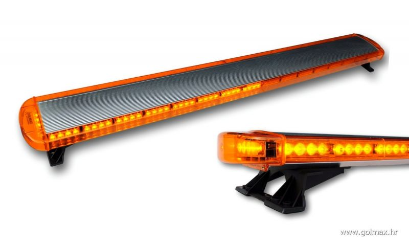 Žuti LED BAR 183 cm, 136 LED,  408 Watt