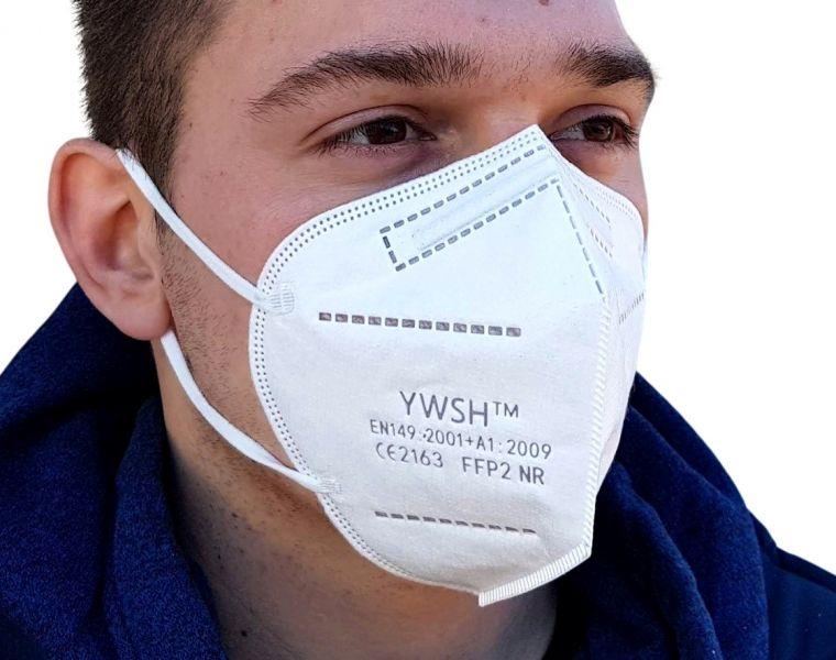 KN-95 Zaštitna maska FFP2 (višekratna)