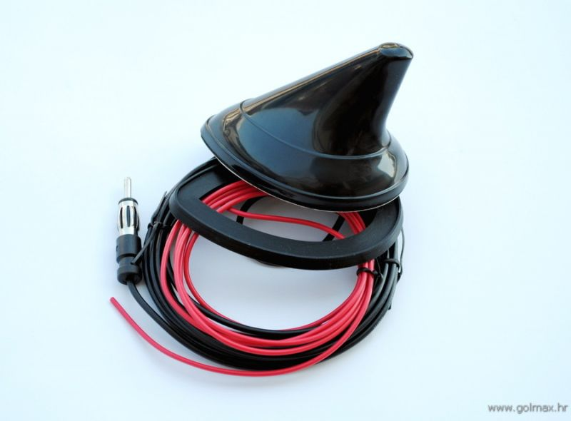 Shark antena sa pojačalom 12V