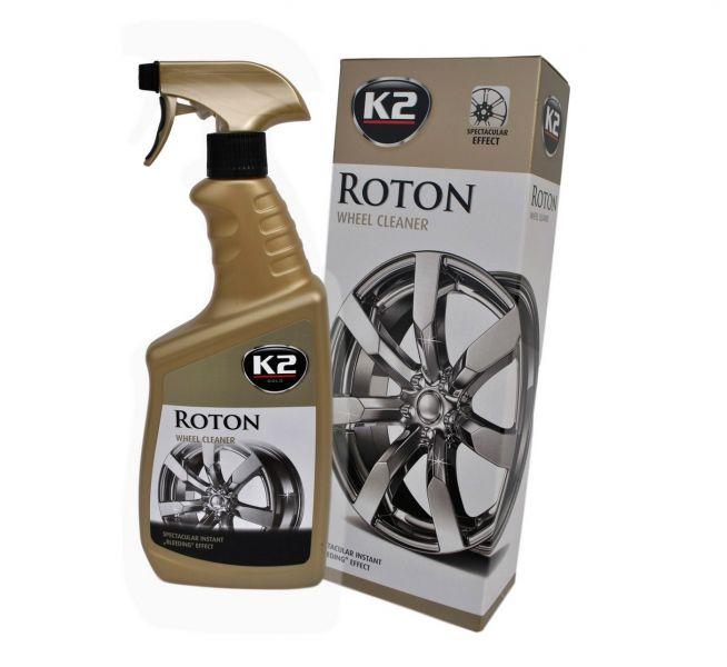 Roton PROFI  čistač alu felgi, sprej 700ml