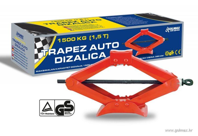 Trapez dizalica 1,5T  (TÜV GS)