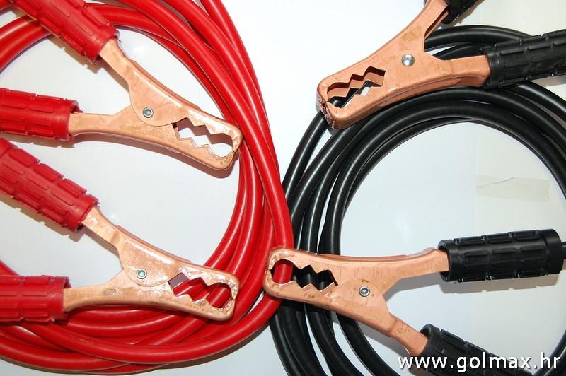 Start kablovi 500 amp za kamion 24V