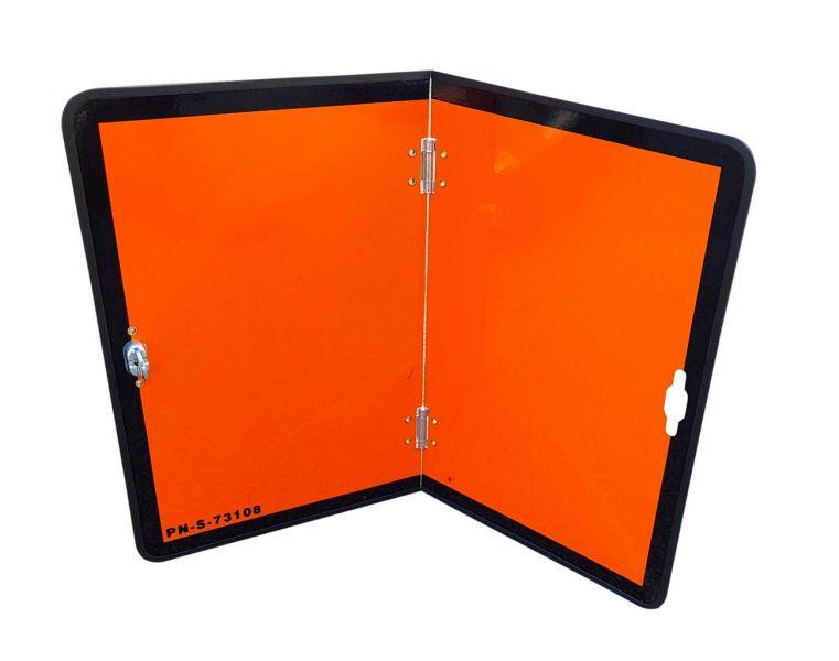 ADR preklopna ploča 40 cm x 30 cm