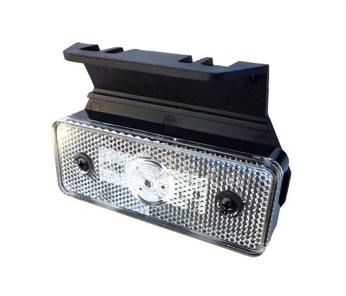 LED Prednje bijelo pozicijsko svjetlo 12/24V