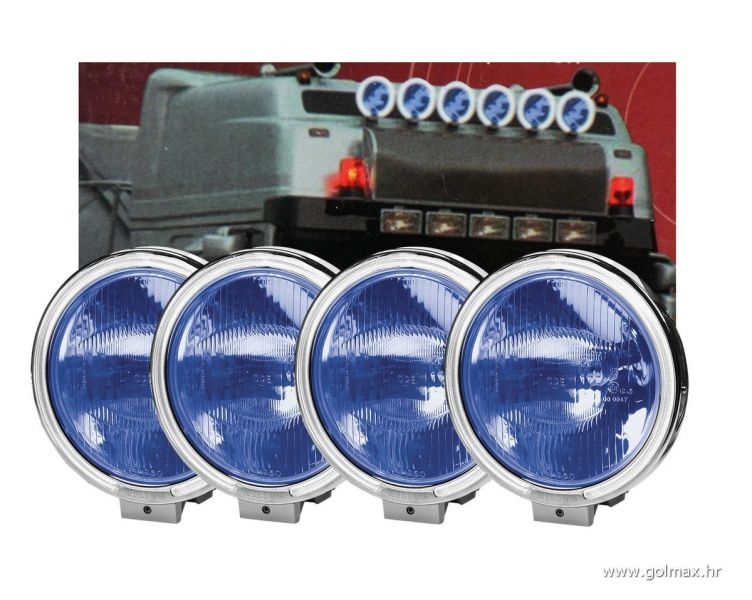 LED Angel Eyes za kamione 24V *novo*