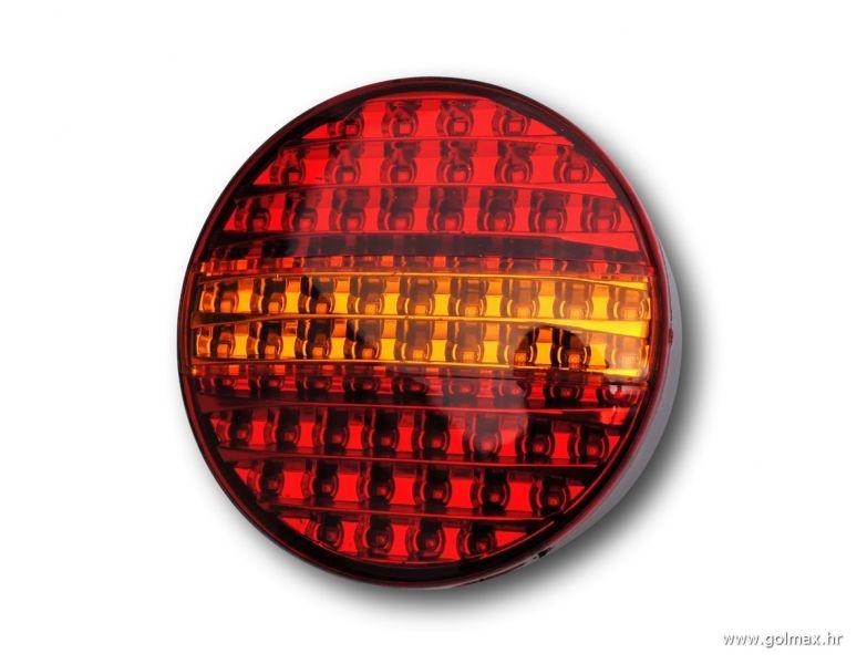 Hamburger LED kamion lampa 54 LED-a *novo*