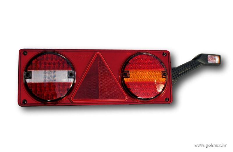 Kamion LED lampa sa bočnim gabaritom