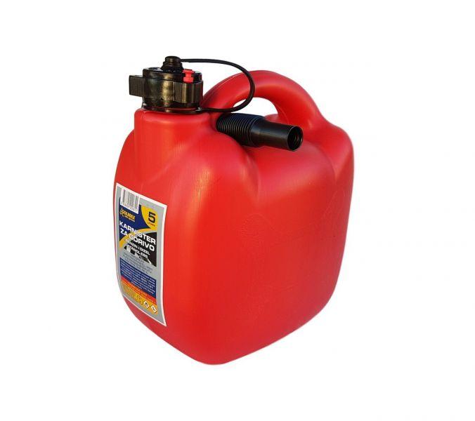 Karnistero za gorivo 5 L