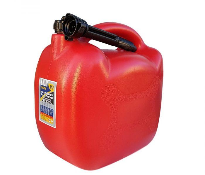 Karnister za gorivo 20L