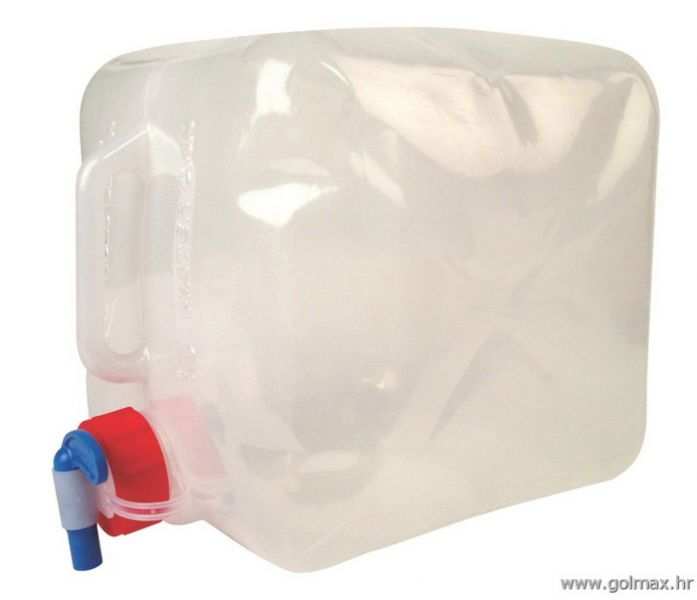 Putni sklopivi karnister za vodu 15L *novo*