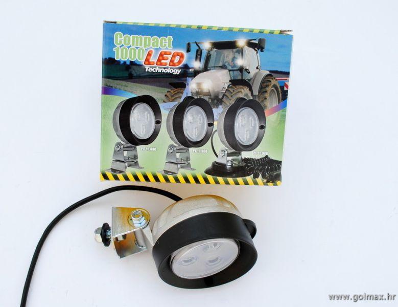 LED Radna Lampa za bagere, traktore, itdGolmax doo  auto oprema -> Led Lampe Za Auto