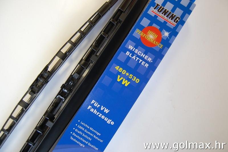 Metlice Brisača za VW 480 mm + 530 mm
