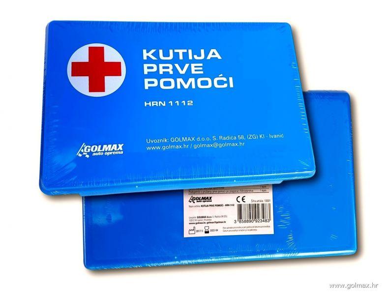 Golmax Kutija prve pomoći HRN 1112 *NOVO*