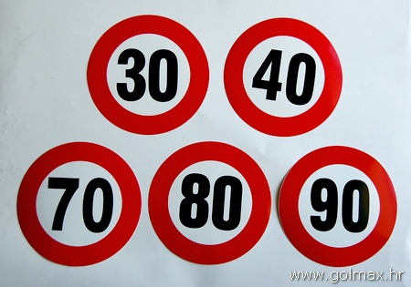 Ograničenja brzine