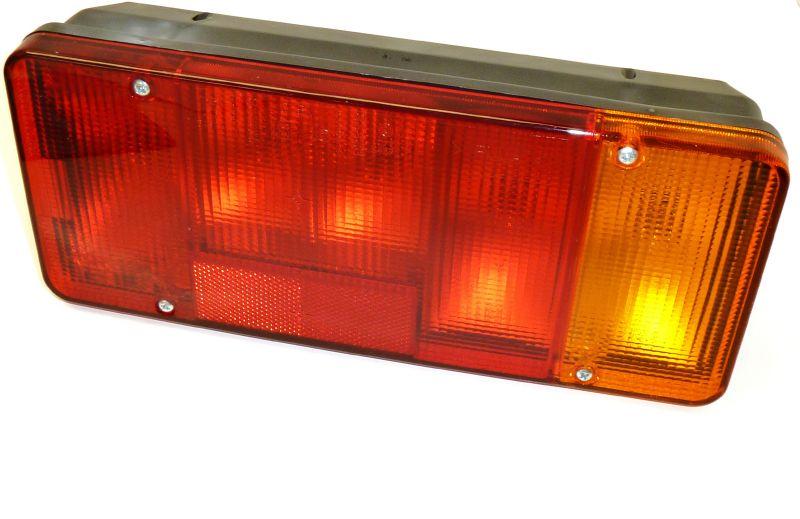 Kamionska lampa 4 polja - Golmax d.o.o. - auto oprema