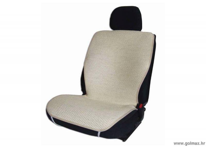 Prozračna ljetna sjedalica od slame