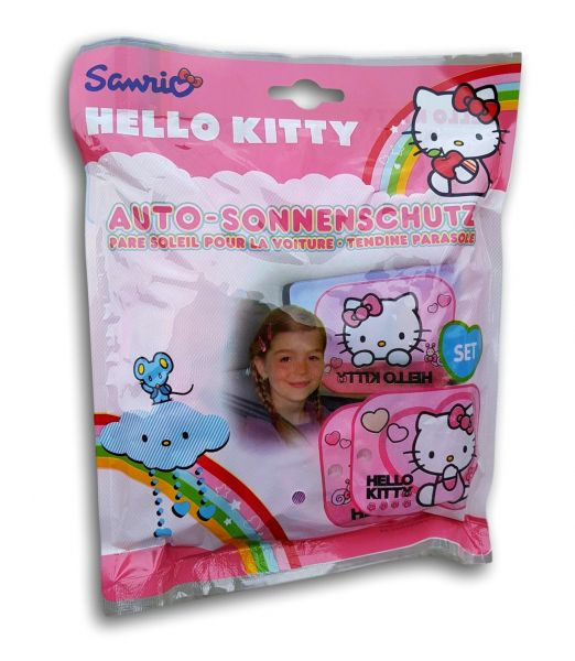 Hello Kitty, Sjenila bočna Disney 2 kom