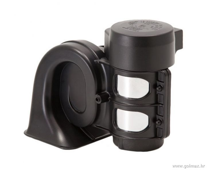 12V Kompresor 1-glasna sirena, TWISTER novi tip